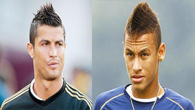 Mohawk Hairstyles Celebrities (Mens)