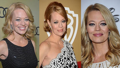 Jeri Ryan Brown Color Hairstyles