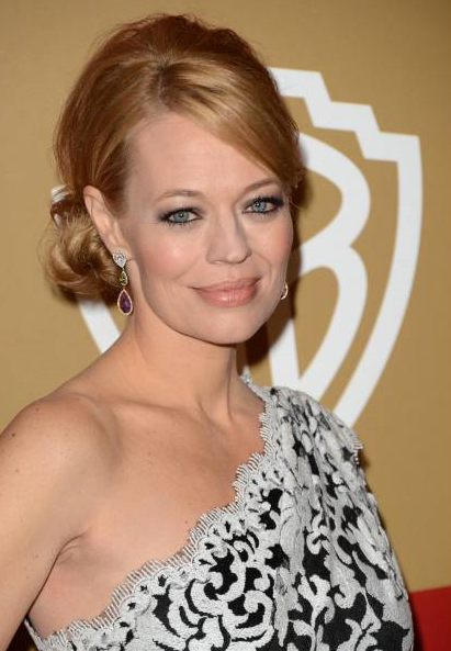 Jeri Ryan brown color hairstyles Pictures
