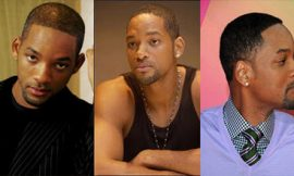 Will Smith Short Hairstyles