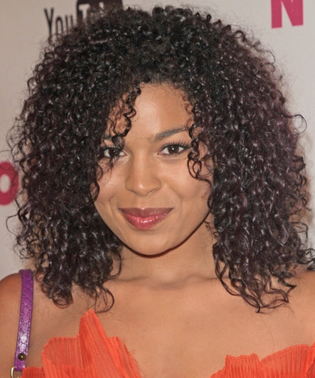 Natural curly hairstyles (3)