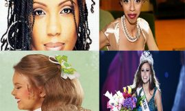 Natural Pageant Hairstyles for Girls