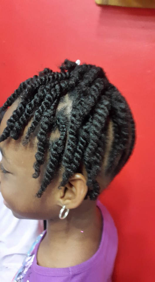 Natural Twist Hairstyles For Kids New Natural Hairstyles