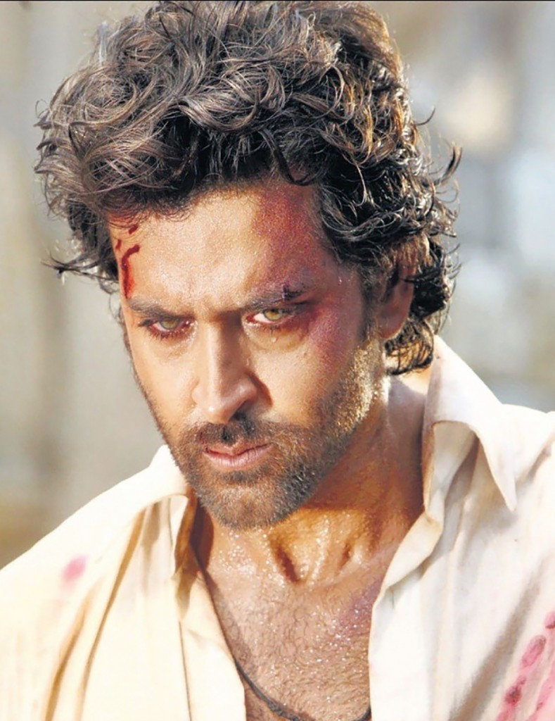 Hrithik Roshan Curly Hairstyles From Agneepath
