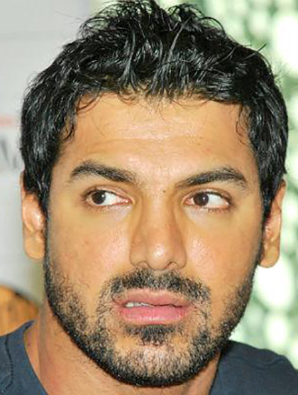 Picture: John Abraham's Short Hairstyles With Black Hair