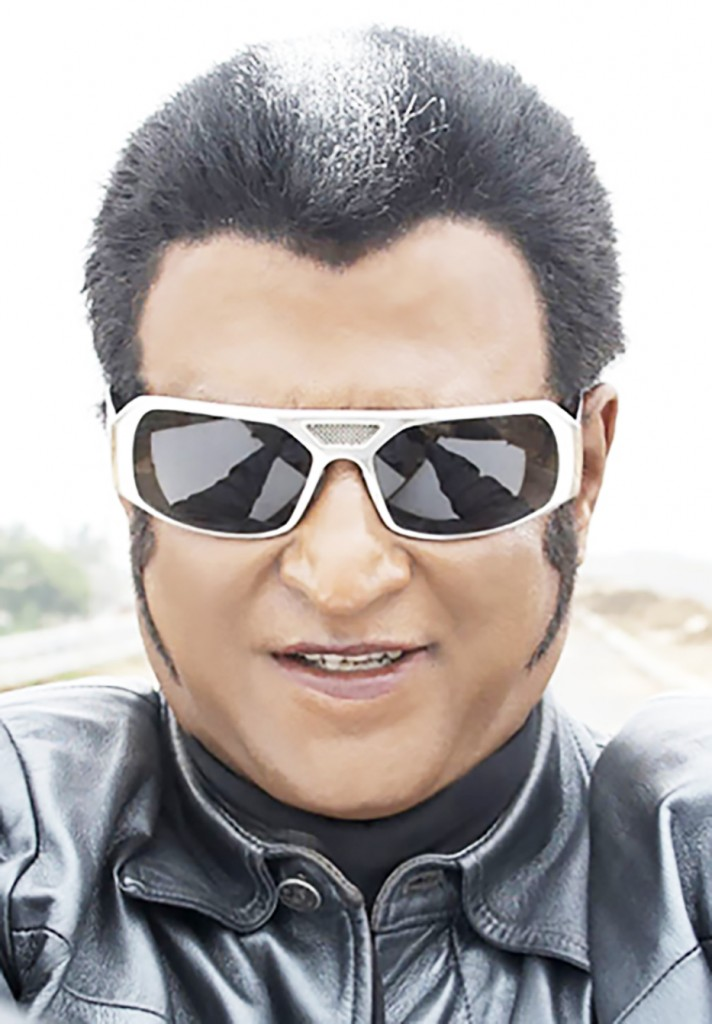 "IMG: Rajinikanth Short Hairstyles Movie ""Robot"""