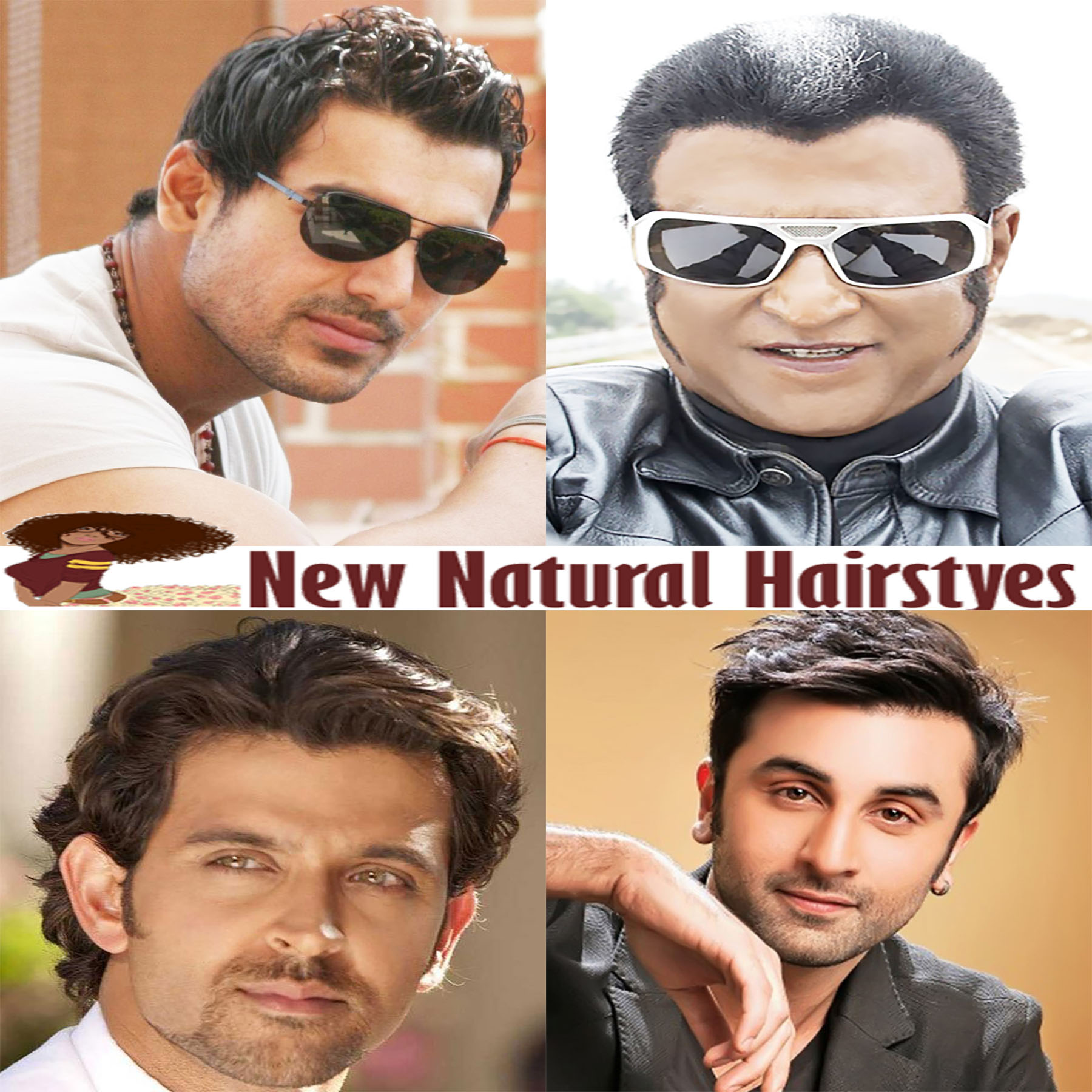 Most Attractive Bollywood Hairstyles for Men