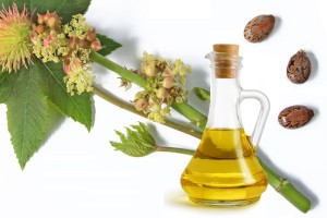 Picture: Castor oil for hair treatment (grow hair fast)