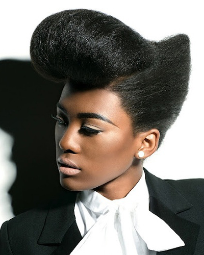 Black Natural Hairstyles For Work Hairstyles Amp Haircuts