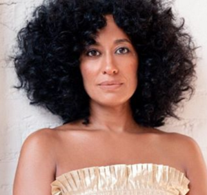 Tracee Ellis Ross Natural Curly Hair
