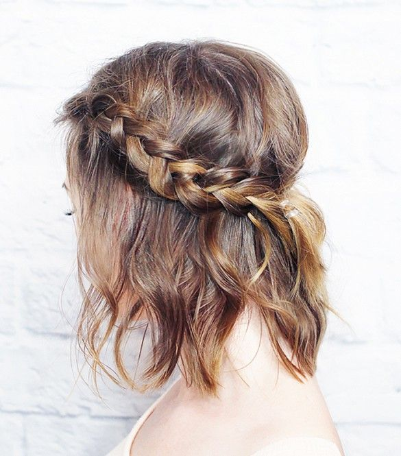 Striking Prom Hairstyles