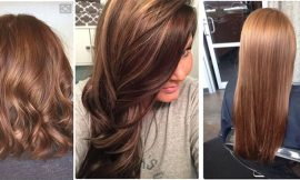Golden Color Hair for Pretty Girls