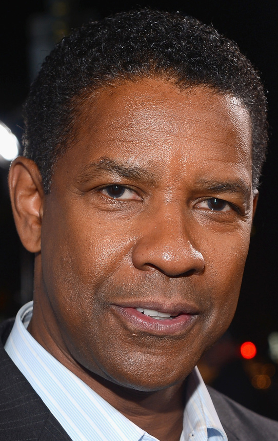 Denzel Washington Short Haircut New Natural Hairstyles