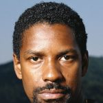 Denzel Washington Short Curly Natural Hair Styles