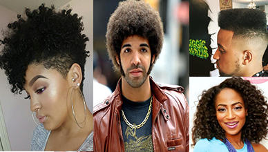 Best Natural Hairstyles for Adult Men & Women