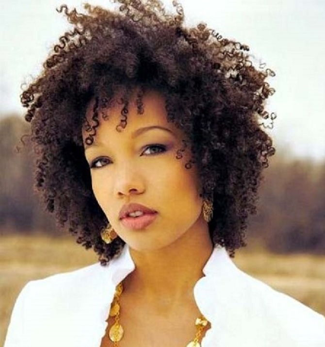 Best Short Natural Hairstyles Black Women New