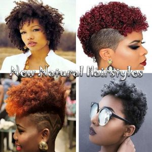 12 Best Short Natural Hairstyles for Black Women