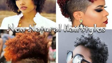 Top 12 short natural hairstyles for black women