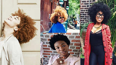 Dashing 14 Afro Hairstyles for Female