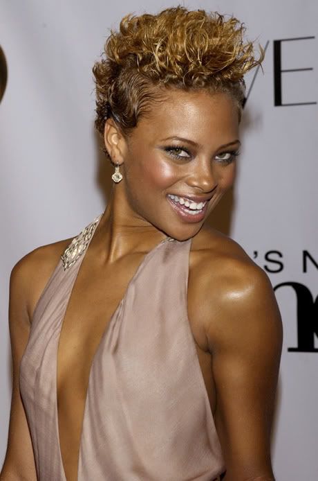 Eva Pigford Honey Gold Hair
