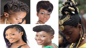 Latest African Natural Hairstyles for This Year