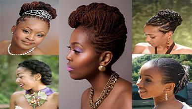 African American Braided Hairstyles for Weddings