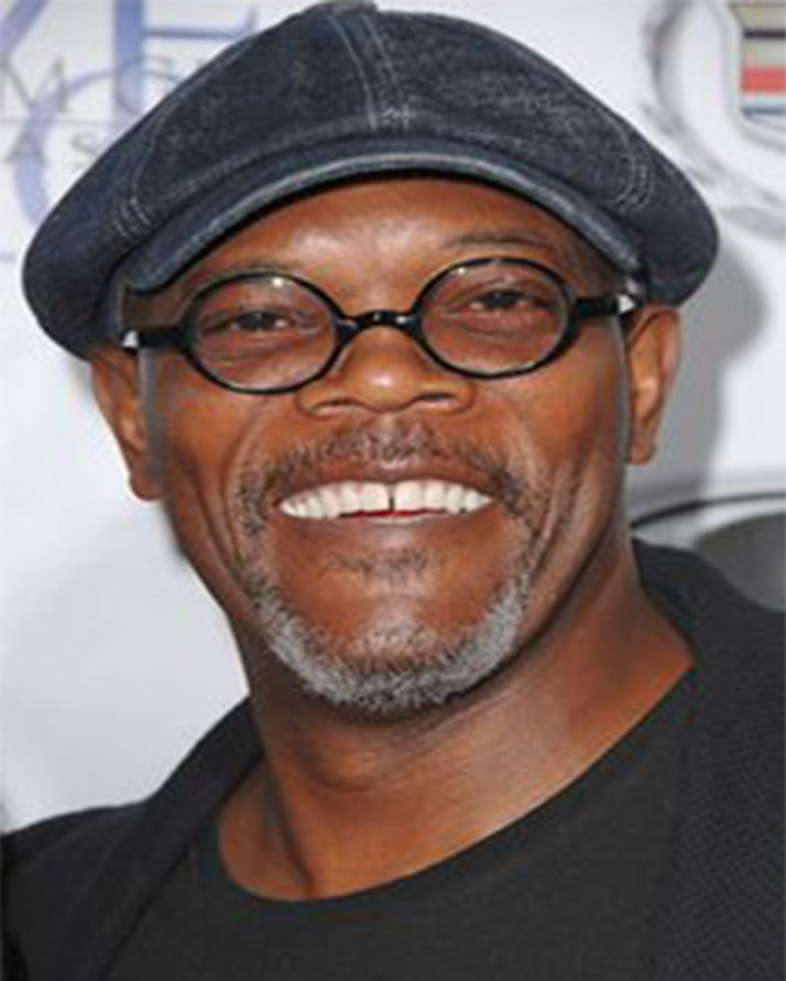 Samuel L Jackson Style With A Cap New Natural Hairstyles
