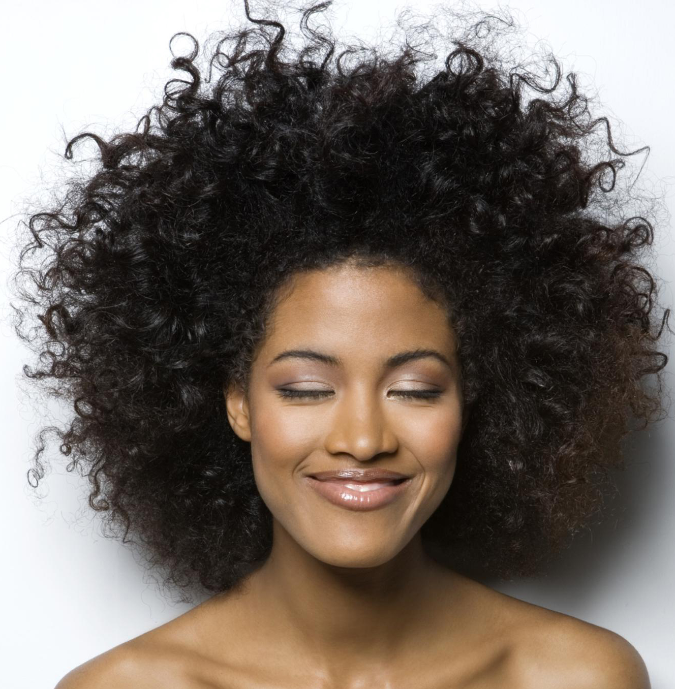 Natural Black Hair Blowout Styles