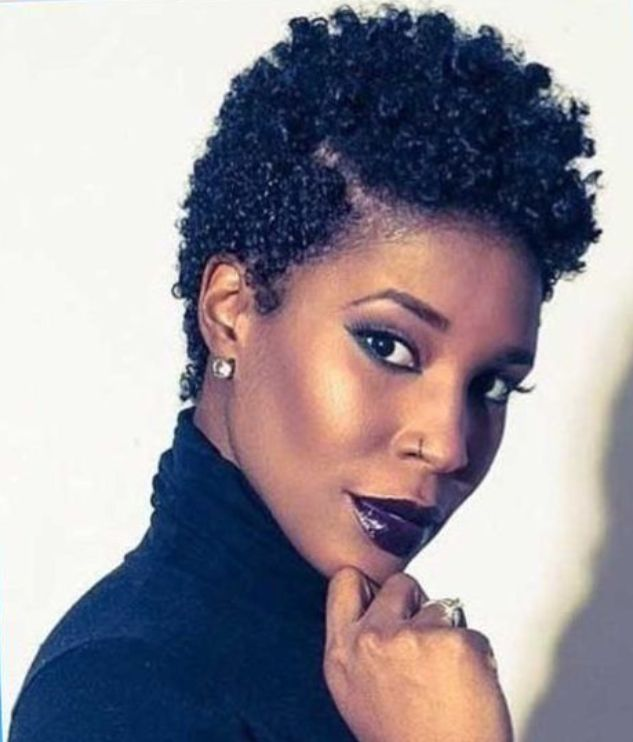 Natural Hairstyles For African American