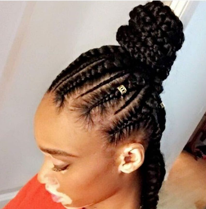 5 Box Braids For Beautiful Black Women New Natural