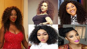 10 Best Nigerian Actress New Hairstyles