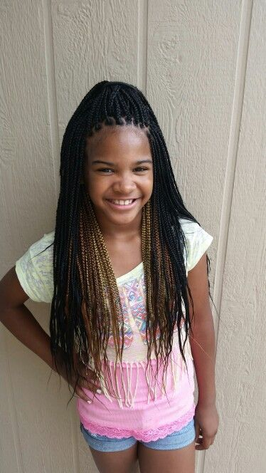 10 Long Box Braids With Loose Ends New Natural Hairstyles