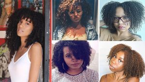7 Eye-Catching Hairstyles for Natural Curly Hair