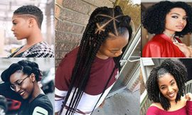 12 New Natural Hairstyles for This Year
