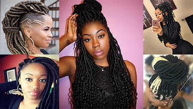 8 Awesome Faux Locs for African American