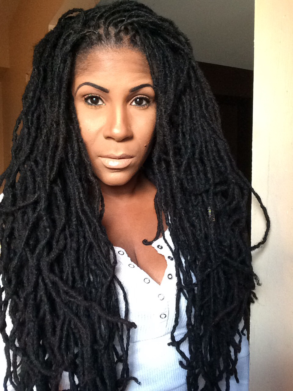 styling locs black hair best 26 faux locs with marley hair for this year 8389