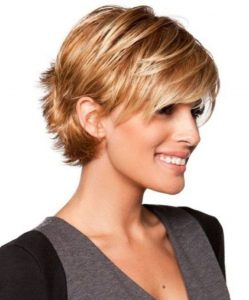 Hairstyles for thin hair over 40