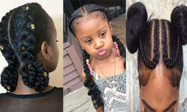 lovely 6 Two Cornrows with Braiding Hair Ideas