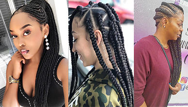 Cute Box Braids Hairstyles You Will Love