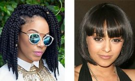 Top 10 African-American Bob Haircut for Women