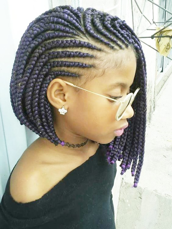 Pixie Bob Braids for Kids