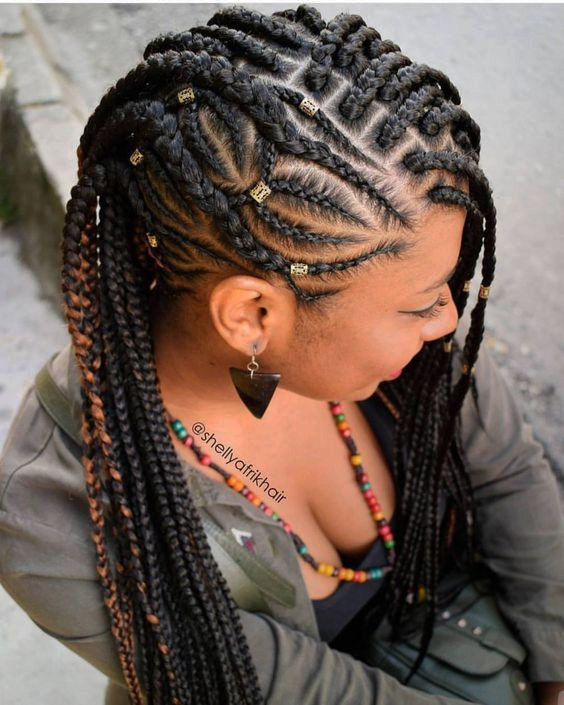 Multidirectional Braids