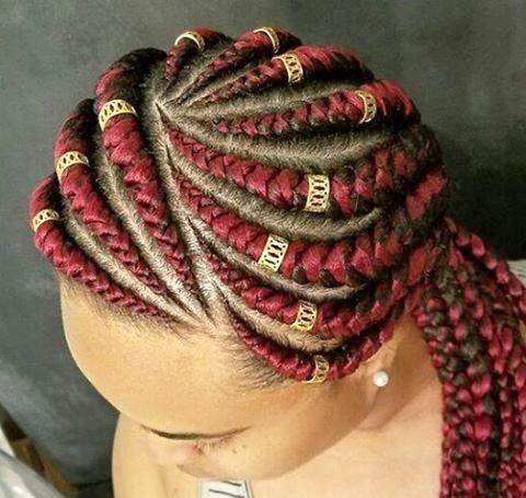 Super Cool gainr braids