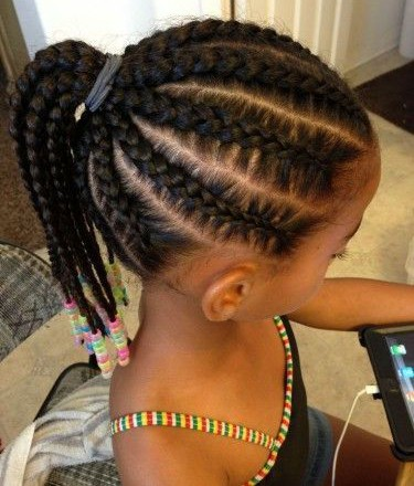 Side Braids & Twists