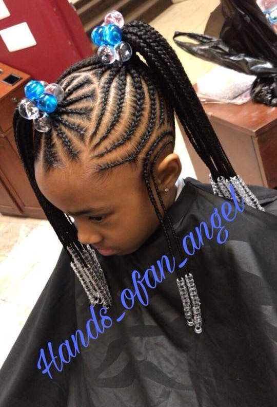 Beads, Braids and Cornrows