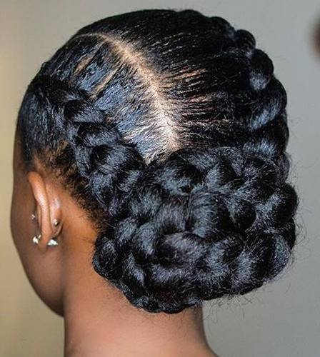 Braids Hairstyles for Natural Hair