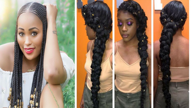 Hairstyles with Beads for Adults