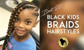 Best 20 Black Kids Braids Hairstyles