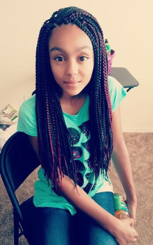 Box Braids Kids Best Hairstyles 2018
