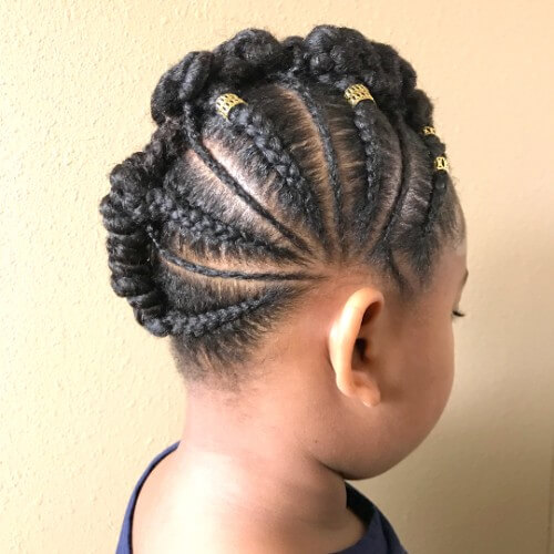 Most Popular Updos For Black Hair New Natural Hairstyles